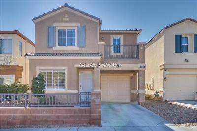 Las Vegas NV Single Family Home For Sale: $232,000