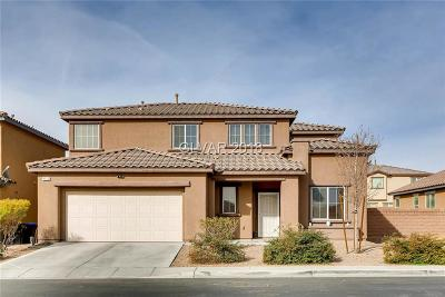 North Las Vegas Single Family Home Contingent Offer: 4913 Sevier Desert Street