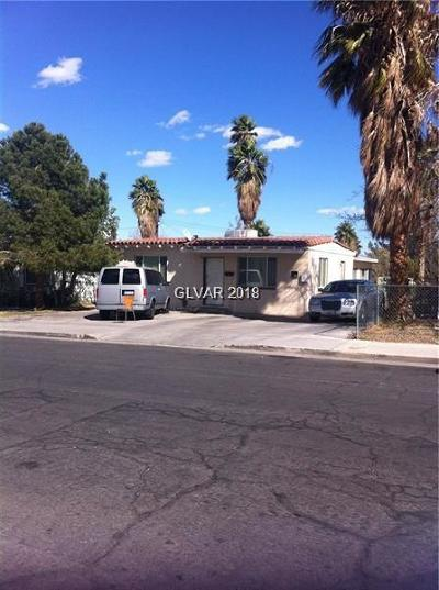 Henderson, Las Vegas Multi Family Home Contingent Offer: 432 North 15th Street