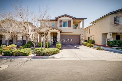 Single Family Home Contingent Offer: 10395 Howling Coyote Avenue
