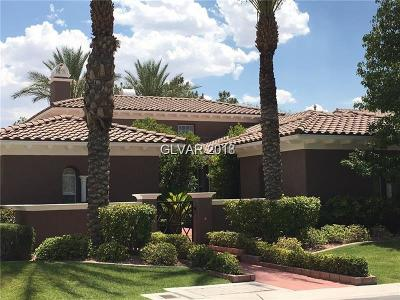 Las Vegas Single Family Home For Sale: 3307 Alpine Lily Drive