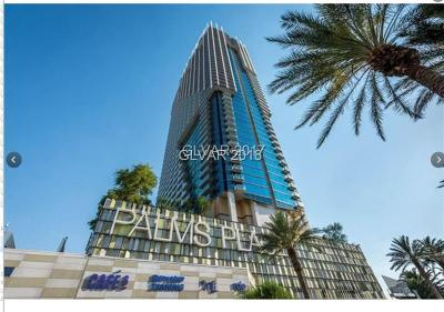 Palms Place A Resort Condo & S High Rise For Sale: 4381 Flamingo Road #5219