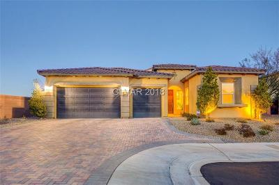 Las Vegas Single Family Home Contingent Offer: 9762 Proud Clarion Street