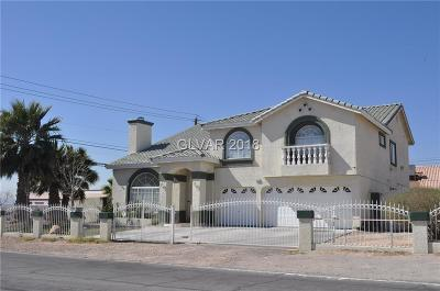 North Las Vegas Single Family Home For Sale: 3203 Kemp Street