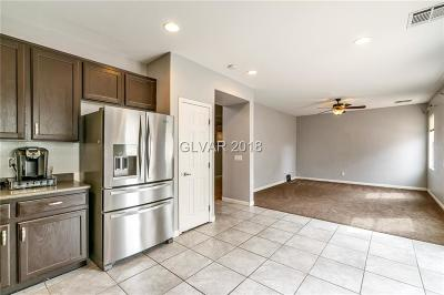 Las Vegas Single Family Home Contingent Offer: 4349 Bacara Ridge Avenue