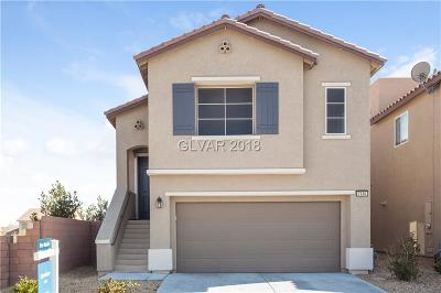 Las Vegas NV Single Family Home For Sale: $343,000