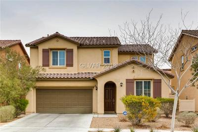North Las Vegas Single Family Home Contingent Offer: 5720 Nobleton Court