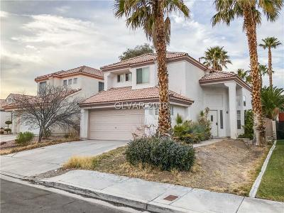 Las Vegas NV Single Family Home Under Contract - No Show: $295,000