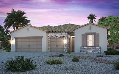 Las Vegas NV Single Family Home For Sale: $494,991