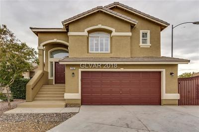 Las Vegas NV Single Family Home For Sale: $281,000