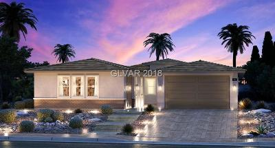 Las Vegas NV Single Family Home For Sale: $483,240