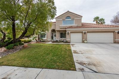 Henderson Single Family Home For Sale: 1975 Troon Drive