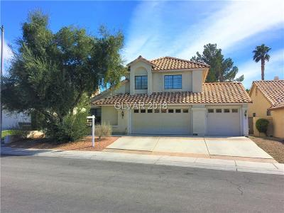 Las Vegas Single Family Home For Sale: 2908 Autumn Haze Lane
