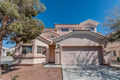 Henderson NV Single Family Home For Sale: $260,000