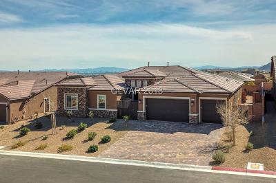 Las Vegas Single Family Home For Sale: 9809 Guiding Light Avenue