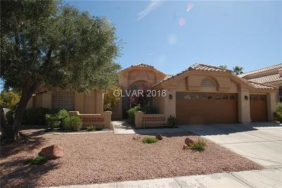 Henderson Single Family Home For Sale: 290 Pear Tree Circle