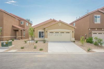 Las Vegas NV Single Family Home For Sale: $315,965