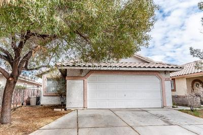 Las Vegas NV Single Family Home Contingent Offer: $185,000