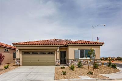Las Vegas NV Single Family Home For Sale: $332,390