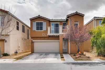 Las Vegas Single Family Home For Sale: 9353 Netherfield Avenue