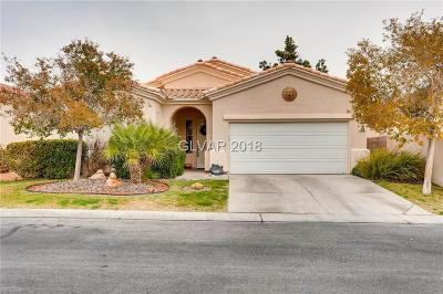 Las Vegas Single Family Home For Sale: 370 Falcons Fire Avenue