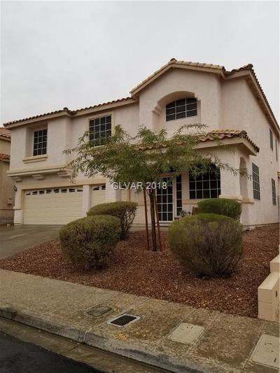 Henderson Single Family Home For Sale: 273 Full Wine Street