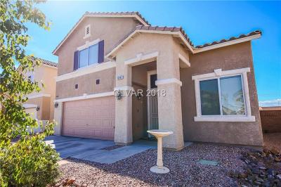 North Las Vegas NV Single Family Home Contingent Offer: $275,000