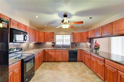 Henderson Single Family Home For Sale: 529 Blackridge Road