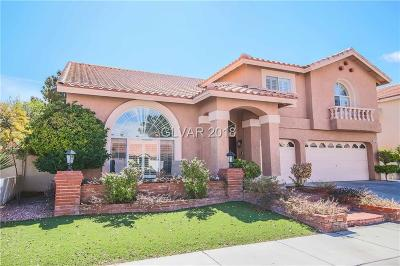 Las Vegas NV Single Family Home Contingent Offer: $420,000