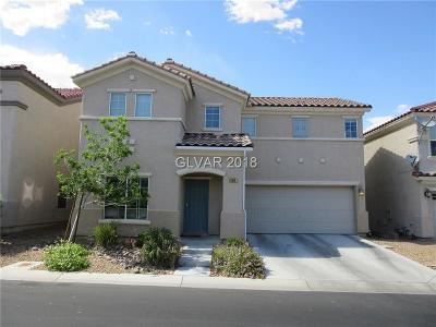 Las Vegas Single Family Home For Sale: 566 Haunts Walk Avenue