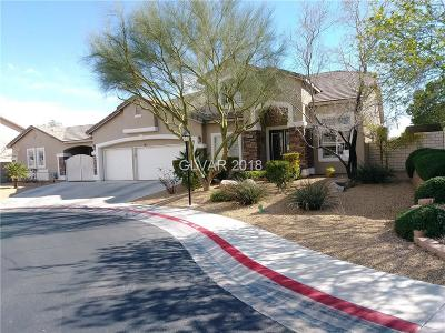 Las Vegas Single Family Home For Sale: 8901 Sheep Ranch Court