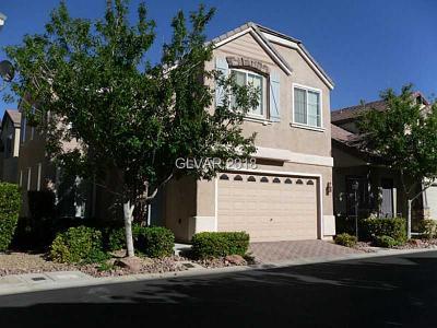 Las Vegas Single Family Home For Sale: 7538 Alexander Hills Street