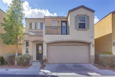 Las Vegas NV Single Family Home For Sale: $258,000