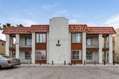 Henderson, Las Vegas Multi Family Home For Sale: 5303 Del Gado Drive