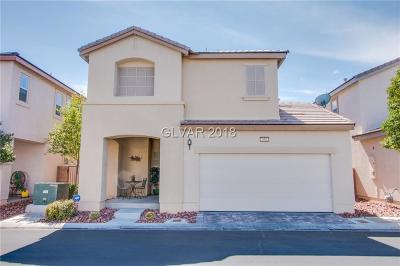 North Las Vegas Single Family Home For Sale: 933 Maple Pines Avenue