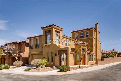 Single Family Home For Sale: 1034 Via Di Olivia Street