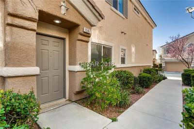 Henderson Condo/Townhouse For Sale: 1567 Rusty Ridge Lane