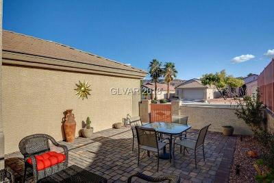 Las Vegas Single Family Home For Sale: 2174 High Mesa Drive