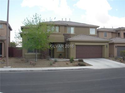 Las Vegas Single Family Home For Sale: 10309 Trillium Drive
