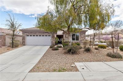 Henderson NV Single Family Home For Sale: $323,900