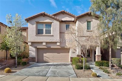 Henderson Single Family Home For Sale: 2613 Romarin Terrace