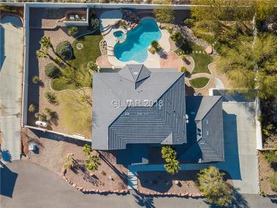 Las Vegas Single Family Home Under Contract - Show: 6145 Falling Water Court