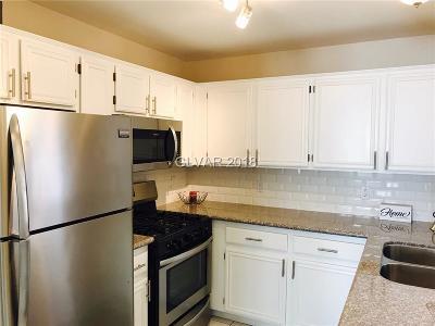 Condo/Townhouse For Sale: 3125 Buffalo Drive #2129