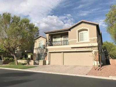 Las Vegas Single Family Home For Sale: 6138 Windfresh Drive