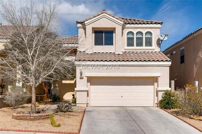 Las Vegas Single Family Home For Sale: 9164 Umberland Avenue