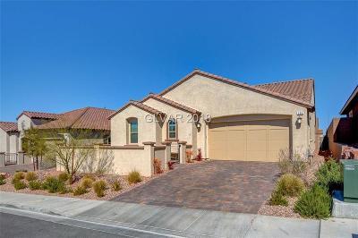 Henderson Single Family Home For Sale: 398 Highspot Street