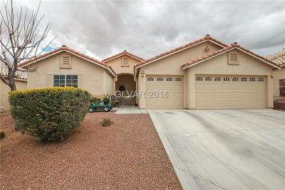 North Las Vegas Single Family Home Contingent Offer: 3405 Amish Avenue