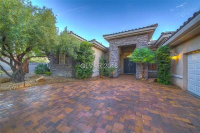 Single Family Home For Sale: 2595 San Giorgio Circle