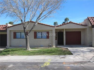Las Vegas Single Family Home For Sale: 5564 Hobble Creek Drive