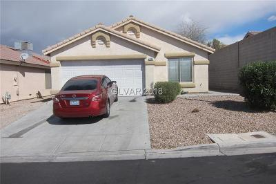 Las Vegas Single Family Home For Sale: 6488 Shining Sand Avenue